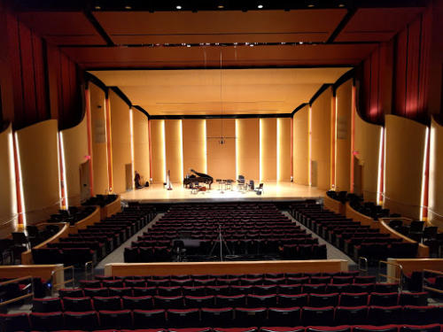Central Washington University Music