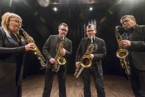Quasar Saxophone Quartet